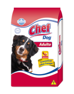 1 CHEF DOG ADULTO