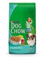 Embalagem Ração Dog Chow Filhotes Raças Pequenas