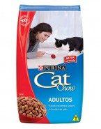 Embalagem Ração Cat Chow Adulto Carne
