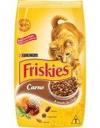 Embalagem Ração Frieskies Carne