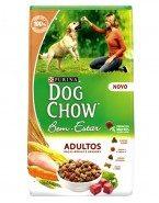 Embalagem Ração Chow Adulto Bem Estar Raças Médias e Grandes