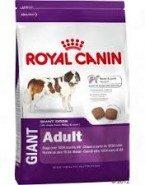 Embalagem Ração Royal Canin Giant Adult