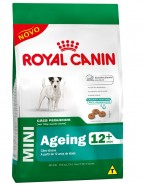 Embalagem Ração Royal Canin Mini Indoor Ageing 12