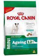 Embalagem Royal Canin - Mini Ageing 12+