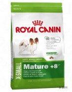 Embalagem Royal Canin - X-Small Adult 8+