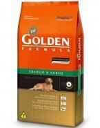 Embalagem Ração Golden Cão Adulto Frango