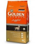 Embalagem Ração Golden Cão Adulto Light