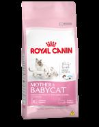 Embalagem Royal Canin Feline Health Nutrition Mother e Babycat