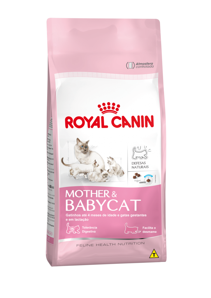 royal canin feline health nutrition mother e babycat casa da ra o. Black Bedroom Furniture Sets. Home Design Ideas