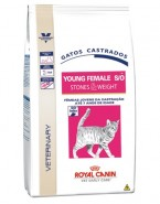 Embalagem Royal Canin Vet Early Care Cat Young Female