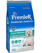 Embalagem Ração Premier Ambientes Interno Cão Adulto Frango e Salmão