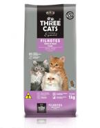 Embalagem Ração Three Cats Premium Especial Filhotes