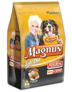 Ração Magnus Premium Todo Dia Cães Adultos Carne