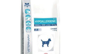 Ração Royal Canin Veterinary Diets Hypoallergenic Small